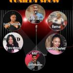 Get Ya Weight Up Comedy Show