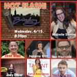 Hot Flash Comedy