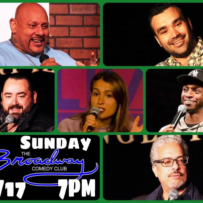 All Star Stand Up Comedy Broadway Comedy Club New York Ny