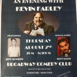An Evening With Kevin Farley