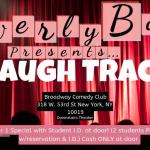 Beverly Bonner's Laugh Tracks