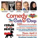 Comedy For Cats and Dogs