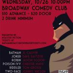 The Comedy Roast of Batman