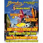 Evan Weiss Birthday Bash