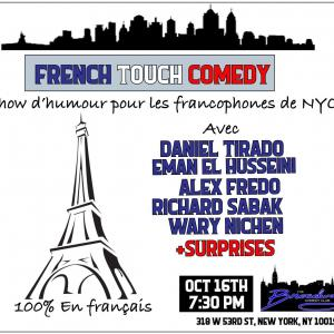 French Touch Comedy
