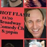 Hot Flash Comedy Show