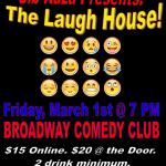 Laugh House Comedy Show