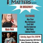 Laughing Matters New York Presents Starr Struck Comedy