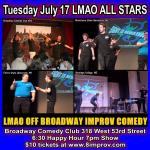 LMAO Stand Up Comedy Show