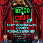 Rocco The Comic