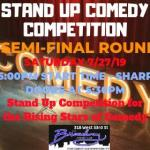 Talent Comedy Competition