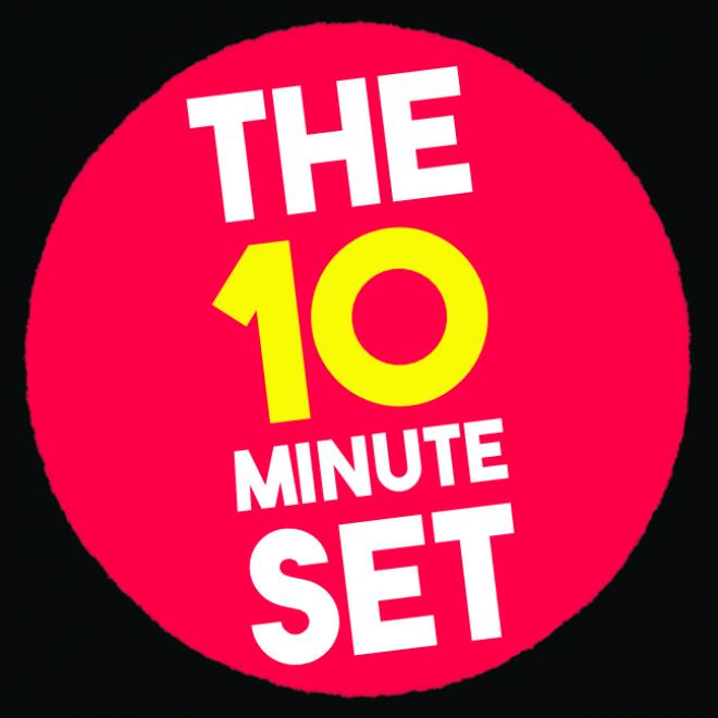 the 10 minute set broadway comedy club new york ny