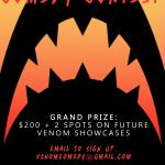 Venom Comedy Contest