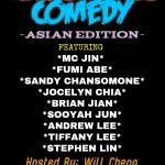 Wild Card Comedy Asian Edition