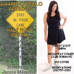 AMarie Castillo Presents Half Hour Special