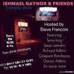 Ishmael Gaynor and Friends