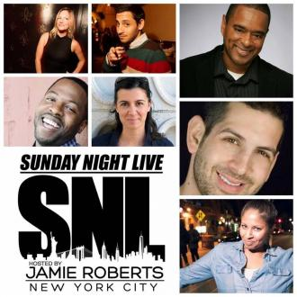 Image result for sunday night live broadway comedy club